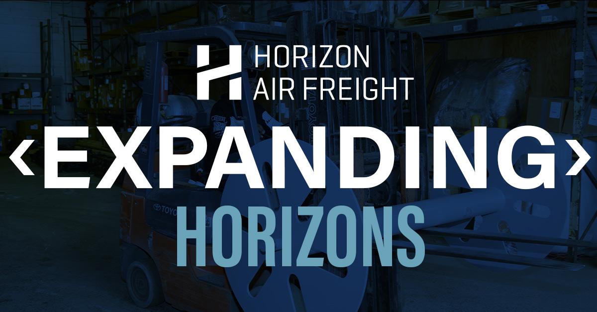 Horizon Air Freight Expanding Horizons