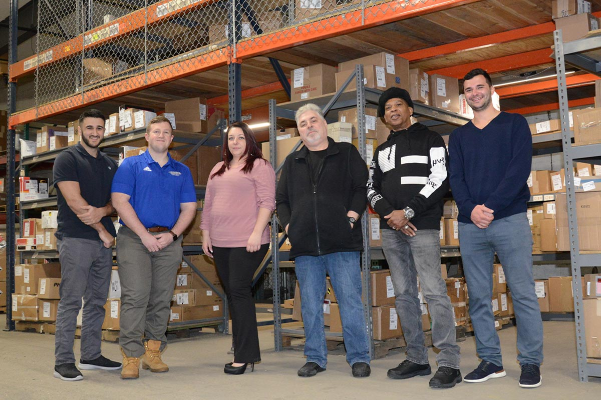 Horizon Air Freight employees