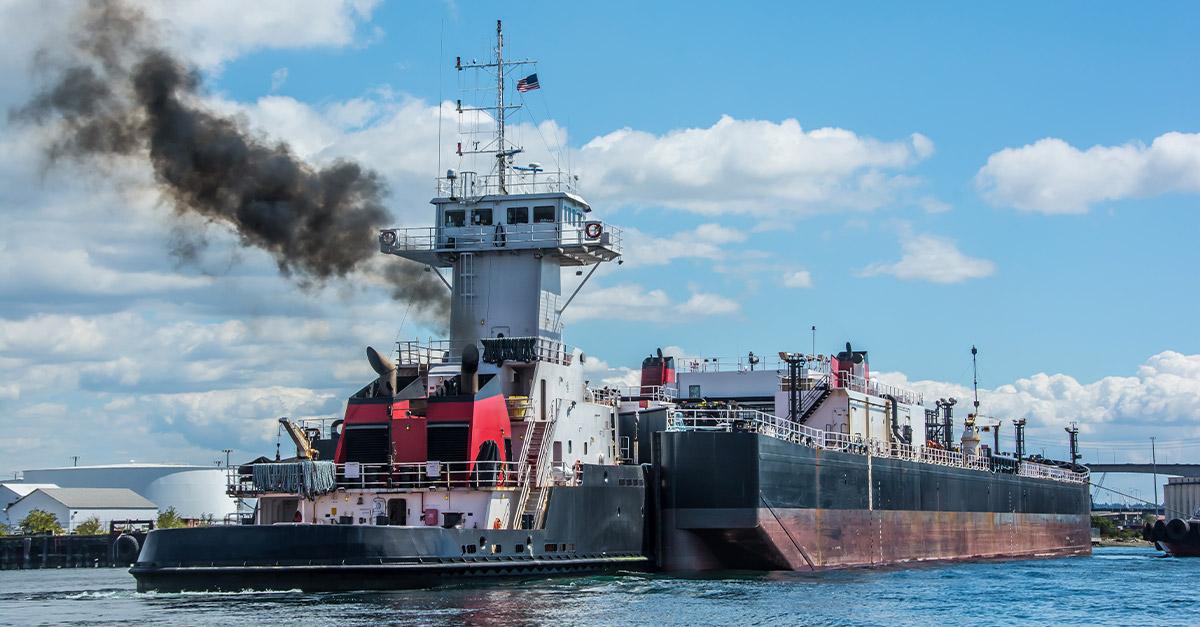 Horizon customer's ship was in dry dock in the Balboa Shipyard in Panama